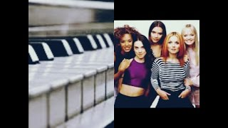 SPICE GIRLS VIVA FOREVER PIANO COVER