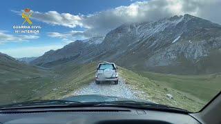 La Guardia Civil denuncia a un vecino tras verle deambulando por los Picos de Europa