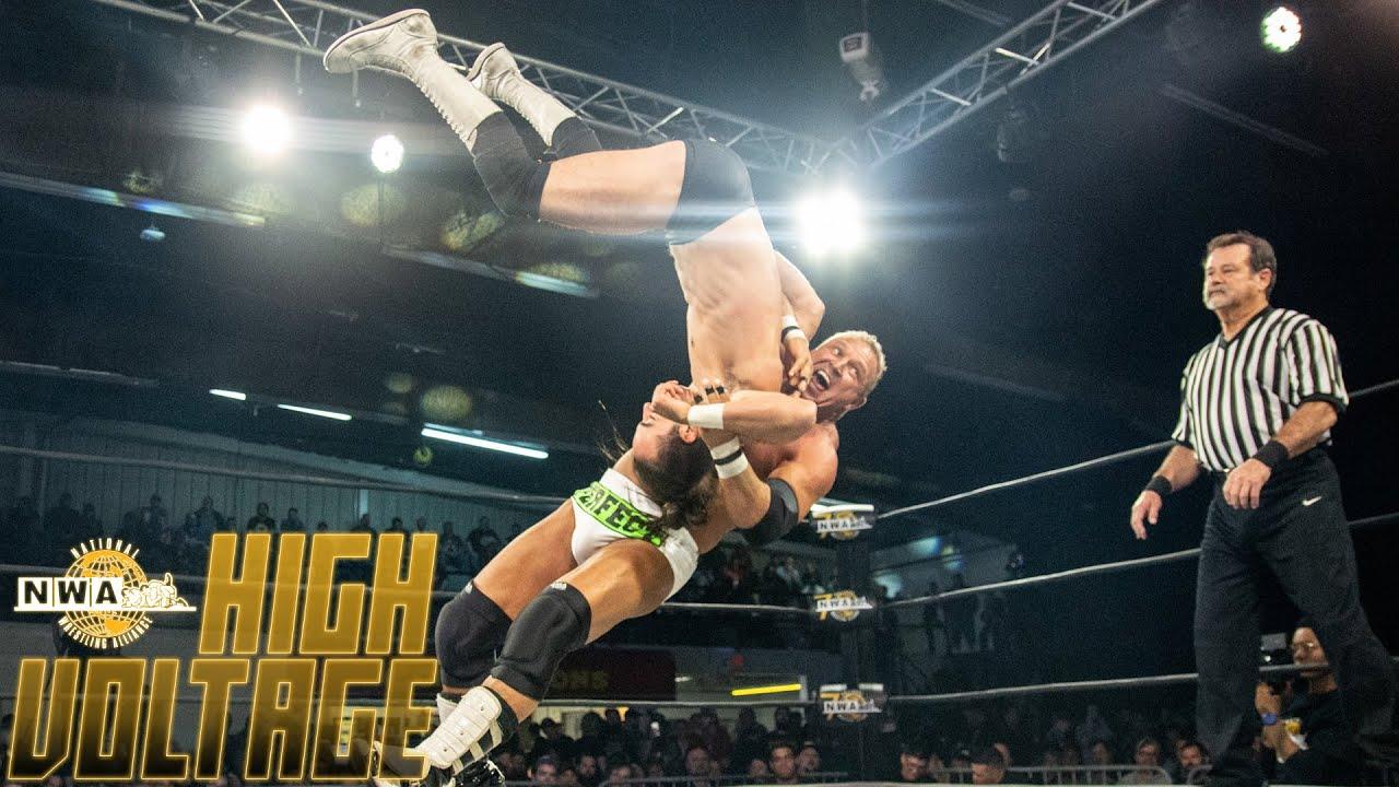 Tim Storm vs Peter Avalon | NWA High Voltage
