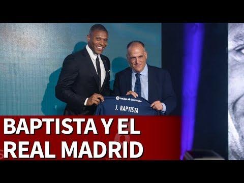 """Baptista: """"El Real Madrid está sufriendo una transición""""   Diario AS"""