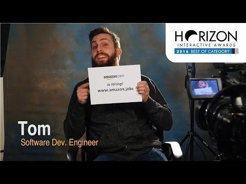 Amazon – Amazon.jobs Promo