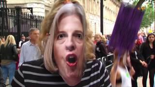 Theresa May ny premiärminister i Storbritannien