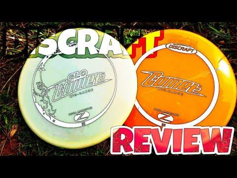 The Discraft Comet (Disc Review) - Alex Ferguson Disc Golf