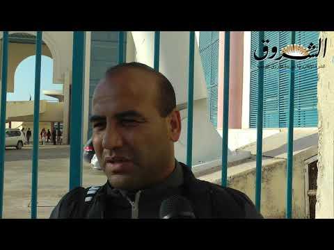 صبري البوعزيزي: نعمل جاهدين من اجل تحضير اكثر عدد من اللاعبين للقاء مازمبي  - 21:55-2019 / 4 / 17