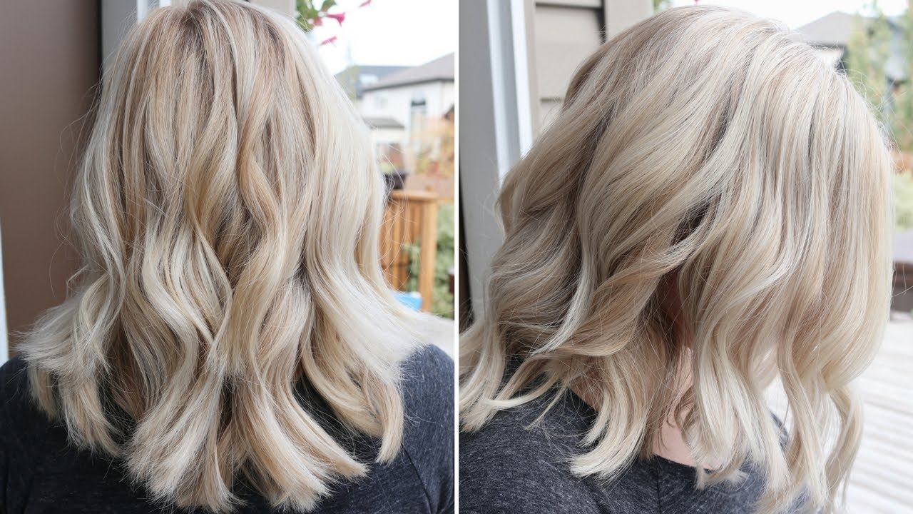 Perfect Blonde Highlights AT HOME | Salon Quality Results ...