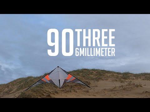90Three 6 Millimeter first flight