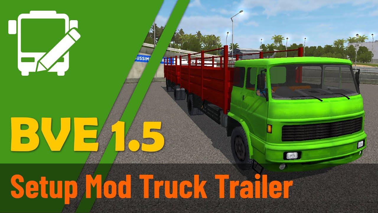 12. Setup of Trailer(s) for Truck