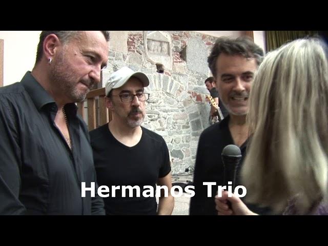 Baveno 21 luglio Hermanos Trio. Un Paese a Sei Corde