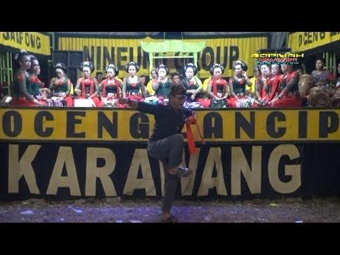 Jaipongan Oceng Lancip April 2017 Track 12