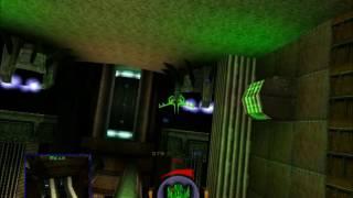 Descent 3 Mercenary Level 1 Insane Part 1 (Cold Start)