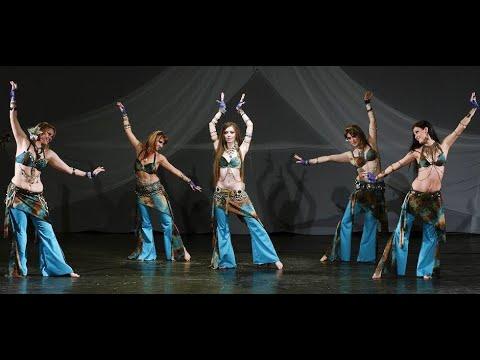Nexus Tribal (reloaded :) ) - Game of the bells - 4th Oriental Dance Festival in Nyíregyháza