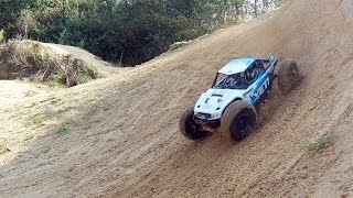 RC Axial Yeti - Rock Racer Action Fun