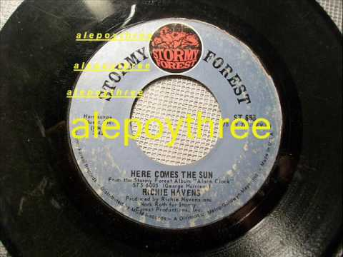 richie-havens---here-comes-the-sun-45-rpm