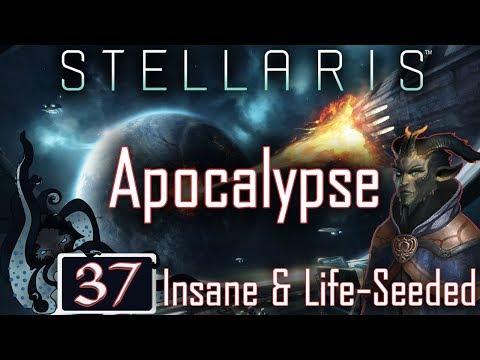 Defiance - Stellaris: Apocalypse Pre-Release Series - Drakonian Imperium - #37 - Insane