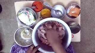 Chicken Recipe - Easy way of Marination before Fry