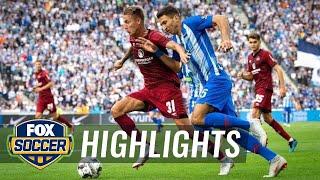 Hertha bsc berlin vs. 1. fc nurnberg | 2018-19 bundesliga highlights