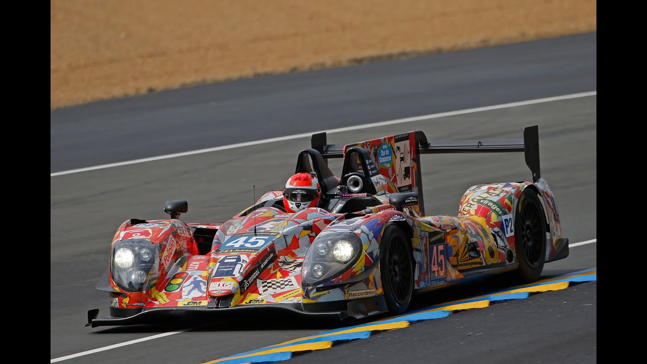 2013 le mans 24h oak racing morgan lmp2 lap youtube. Black Bedroom Furniture Sets. Home Design Ideas