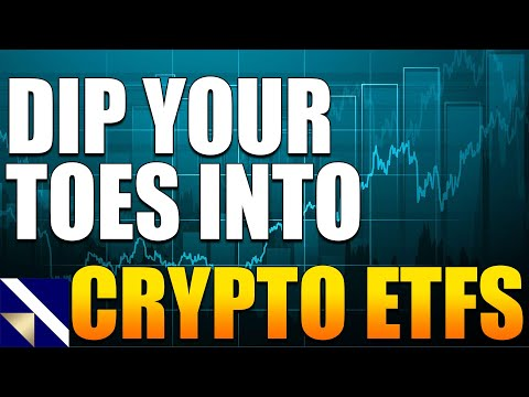 Invest In Crypto Without Investing In Crypto!! - Crypto ETF Investing   VectorVest