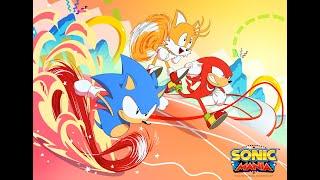 Sonic Mania - Settin' The Scene - MV