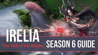 League of Legends Irelia Guide | Season 6 | Patch 6.9