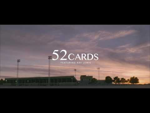 52 Cards – Ray Lewis (Motivational Speech)