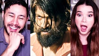 KGF | Yash | Srinidhi Shetty | Kannada | Hindi | Trailer #2 Reaction!