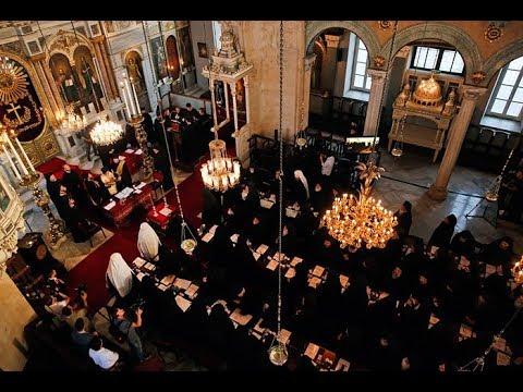 Смотреть Константинополь пригрозил отозвать автокефалию у РПЦ онлайн