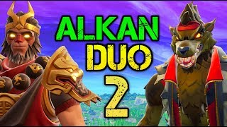 DUO WITH ALKAN 2 - Fortnite PRO Player