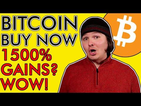 WOW! Bitcoin Buy Signal Flashing 1,500% GAINS COMING! Big Polka Dot & Ethereum News