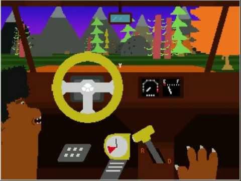 Игру Симулятор Медведя За Рулём