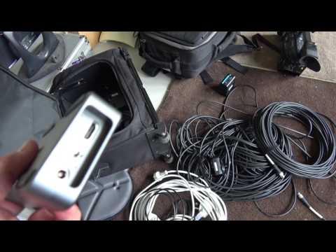 Blackmagic ATEM TV Studio based Live TV complete setup thumbnail