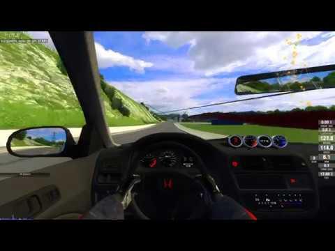 LFS - Civic VTI  TURBO + Lazy Download