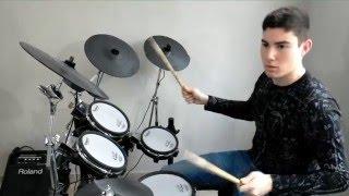 Daft Punk - Pentatonix - [Drum Cover]