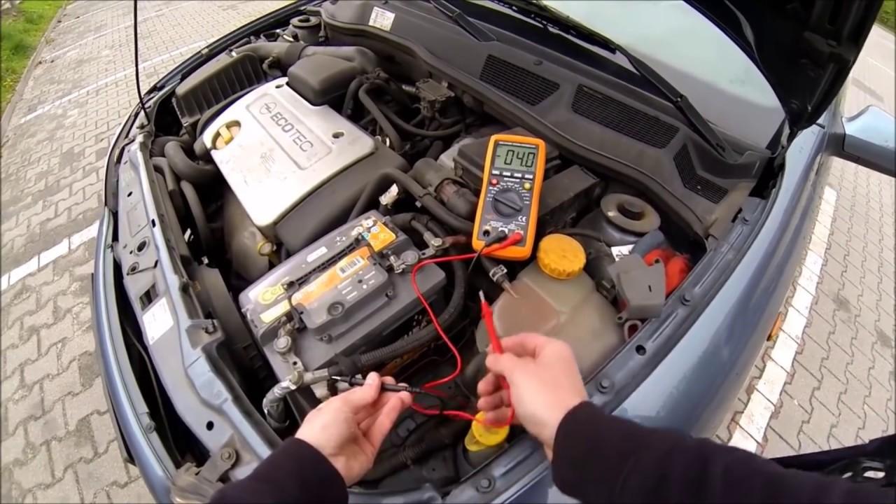 Jak Sprawdzić Ładowanie Akumulatora Miernikiem?
