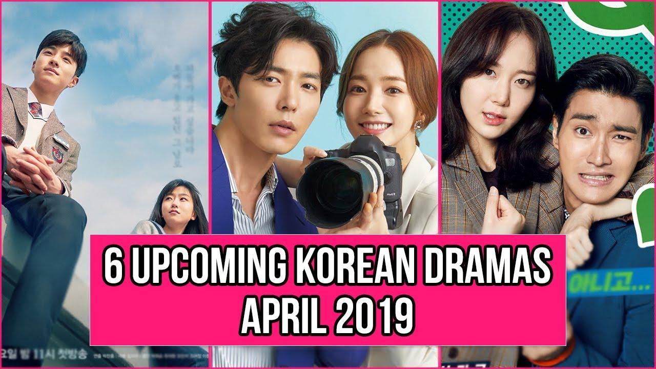 6 Upcoming Korean Dramas Release In April 2019