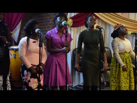 You Are Great (Steve Crown) | Manchester PIWC Choir with Evans Addai