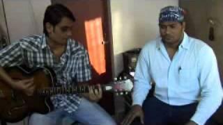 Mohit Chauhan - Dooba Dooba Rehta Hoon - Silk Route Guitar Cover