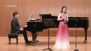 Gambar cover 서예빈 Fantaisie Brillante on Verdi's ' Rigoletto '  for Clarinet and Piano - Luigi Bassi