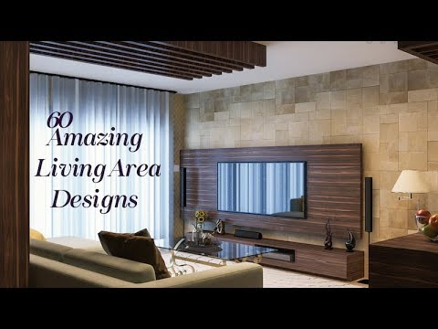Amazing LIVING AREA Designs | Bonito Designs | at Bangalore ...