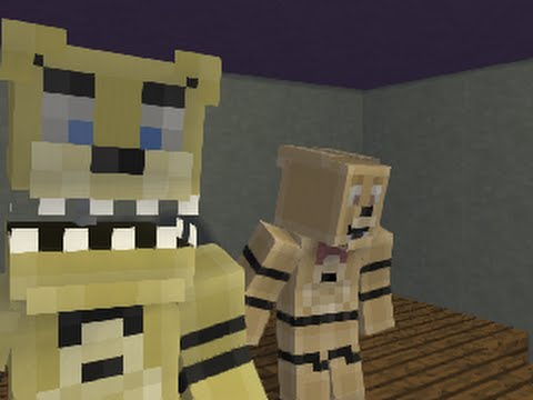 The Bite Of 1987 (Minecraft FNAF Animation)