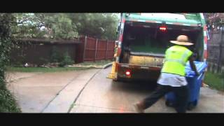 Rainy Recycle Collection- Freightliner/ McNeilus