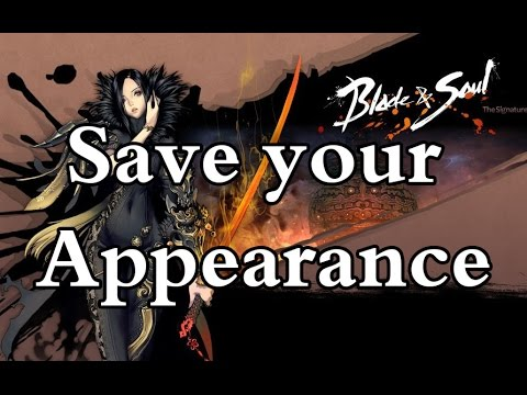How to Download & Install Blade & Soul Presets | Doovi