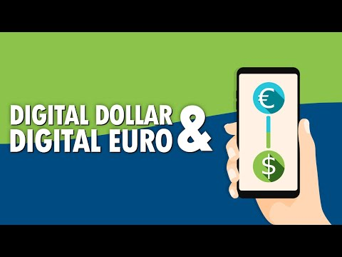 Crypto News: Digital Dollar and Digital Euro | Central Bank Cryptocurrencies | Expert Interviews