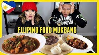 Gambar cover FILIPINO FOOD MUKBANG!