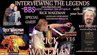 Rick Wakeman Chats About 'The Red Planet' And 'YES' Bandmates