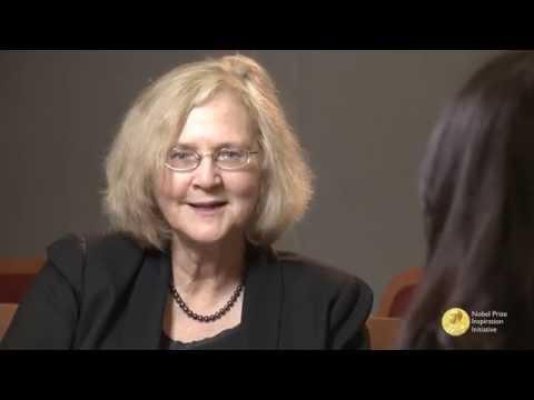 Elizabeth Blackburn describes her love of being stretched by really good people