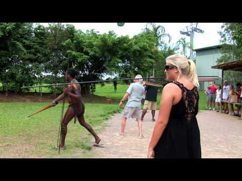 Tjapukai Aboriginal Culture Park - Entdecke die Kultur der Aborigines