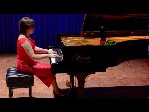 Natasha Vlassenko: Frédéric Chopin - Scherzo No. 2 in B-flat minor, Op. 31