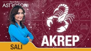 AKREP günlük yorumu 9 Şubat 2016 Salı