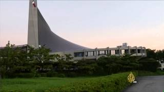 إِلغاء تصميم ملعب أولمبياد طوكيو لضخامة تكلفته